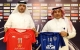 Al Duhail In Red , Al Hilal In Blue