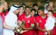 Al Duhail U 14 Yrs Team Was Crowned With The Golden Square Championship