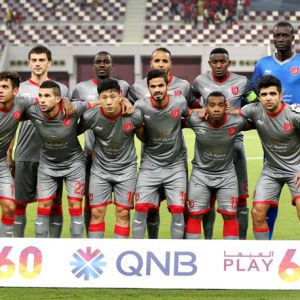 Alduhail VS Qatar SC QNB Stars League 2018/19 (R4) 02-09-18