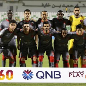 Alduhail VS Al Ahli QNB Stars League 2018/19 (R7) 27-09-18