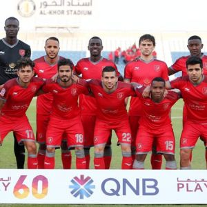 Alduhail VS Al-Khor SC QNB Stars League 2018/19 (R13) 24-11-18