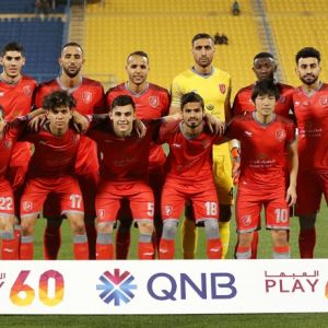Alduhail VS Umm Salal SC QNB Stars League 2018/19 (R19) 16-03-19