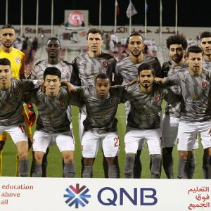 Alduhail VS Alarabi  QNB Stars League 2019/20 (R13) 24-01-20