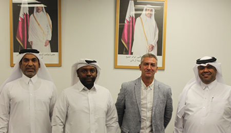 Al Duhail Handball Contracted With The Spanish Coach Fernando Barbieto