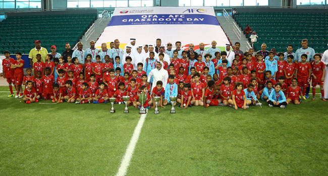 Coronation Of Al Duhail Buds With The General Superiority Shield For The Second Season